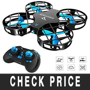 best mini drones with cameras