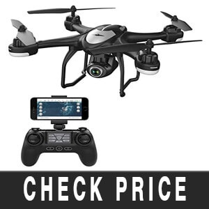 best outdoor drone with camera