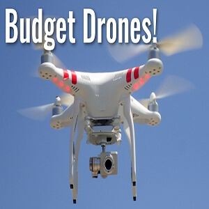 best rated drones with camera