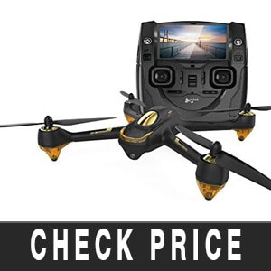 what is the range of a drone