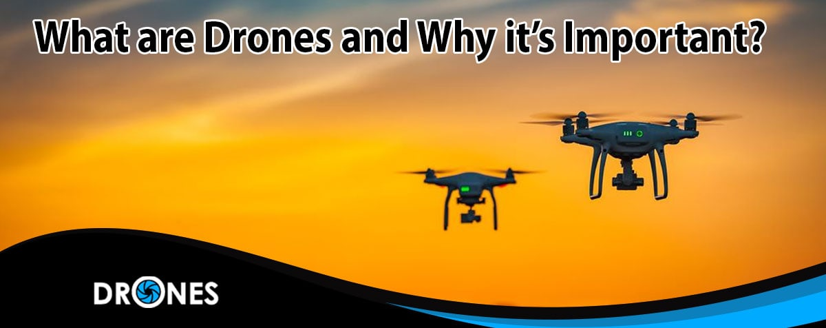 What are Drones
